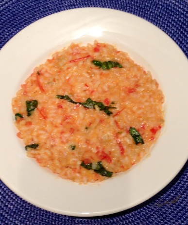 final risotto
