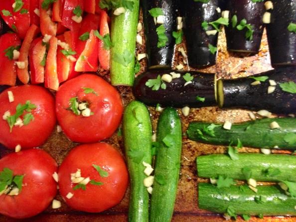 Summer Vegetables 1
